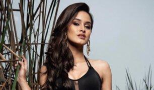 Excandidata a Miss Perú denuncia filtración de video íntimo en Internet