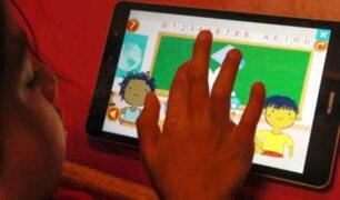 Aprendo en casa: distribución de tablets comenzará a finales de julio