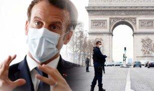 "Francia: según Consejo Científico de Macron, la epidemia de coronavirus está ""controlada"" en esa nación"