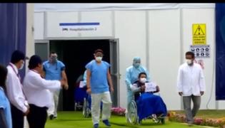 Covid-19 en Perú: más de 753 mil pacientes recuperados ya fueron dados de alta