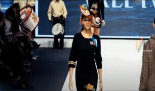 Diseñadores peruanos reinventan moda por Covid-19