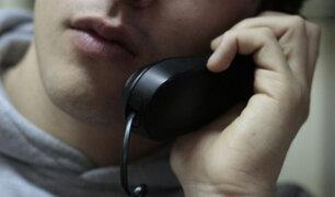 Covid-19: suspenden 1.743 líneas telefónicas por llamadas falsas