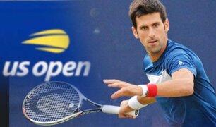 Novak Djokovic señaló que protocolos por coronavirus para el US Open son extremos