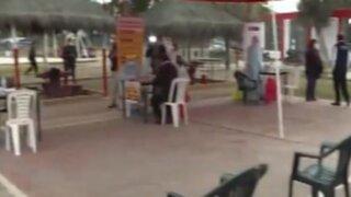 SMP: ATU entrega mascarillas gratis a taxistas y realizan prueba rápidas de COVID-19
