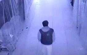 """Lurín: hombre roba sacos de arroz y de azúcar """"Por necesidad"""""""