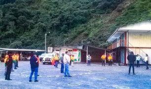 Puno: iniciarán obras de construcción del túnel Ollachea