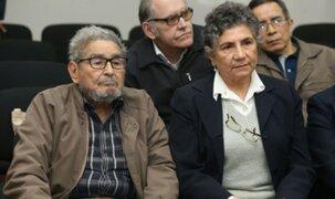 PJ reiniciará juicios por casos de terrorismo contra Abimael Guzmán y otros el 1 de julio