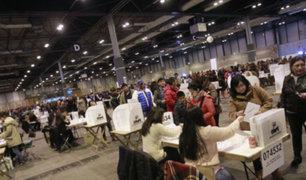Congreso: Plantean añadir cuatro curules para peruanos en el extranjero