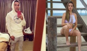 Jossmery Toledo confirma relación con Jean Deza con una foto en Instagram