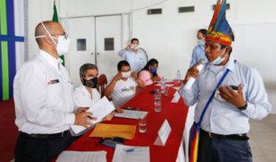 Región Loreto: conforman el primer Comando Covid-19 Indígena
