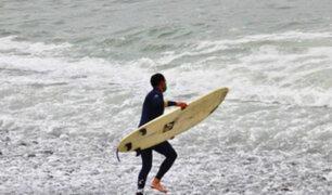 Miraflores: surf podrá ser practicado nuevamente en las playas del distrito