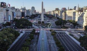Argentina comenzó a aplicar el Distanciamiento Social, Preventivo y Obligatorio en gran parte del país