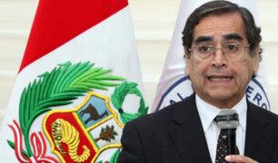Médicos reconocen labor de Oscar Ugarte en Iquitos
