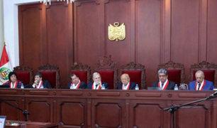 TC analiza hoy si admite demanda contra ley que suspende cobro de peajes