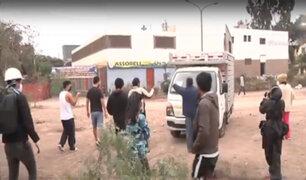 Cercado de Lima: vecinos de Palomino impiden construcción de albergue