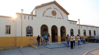 Fiscalía interviene hospital Sergio Bernales por presuntos casos de corrupción
