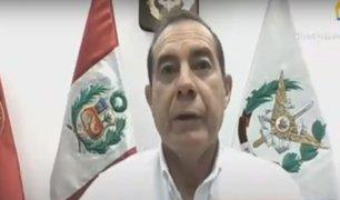 Ministro de Defensa señala que los comerciantes podrán producir y distribuir sus productos