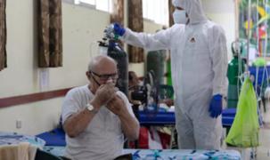 Loreto registra descenso de muertes diarias por Covid-19