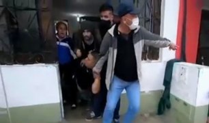 Villa El Salvador: detienen a vendedores de drogas en sorpresivo operativo