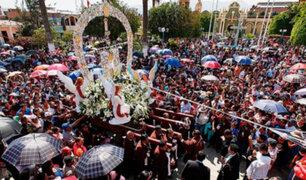 Coronavirus: suspenden festividad de la Cruz de Motupe por primera vez en 150 años