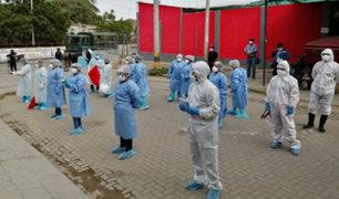 Piura: Disminuyen casos de contagio y letalidad por coronavirus