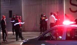SMP: seguridad del estadio Alberto Gallardo se enfrenta a trabajadores del municipio