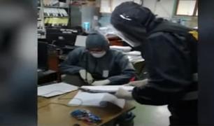 Intervienen Hospital Sergio Bernales por presuntos casos de corrupción