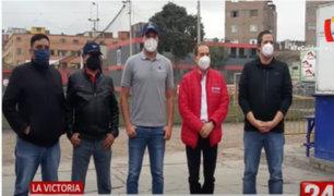 Evalúan trasladar a ambulantes al estadio Óscar Benavides en Barrio Obrero