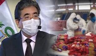 Contraloría detecta más de 4 200 funcionarios públicos que se beneficiaron con canastas