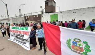 Muñoz asegura que alcalde de Santa Anita desea hacer parque temático en terreno de Tierra Prometida