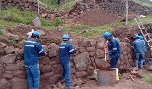 Cusco: reanudarán 25 obras de restauración de monumentos arqueológicos