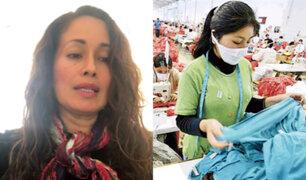 Elizabeth Zea: la violencia contra la mujer se enfrenta fomentando autonomía económica