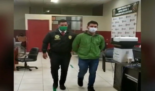 La Victoria: detienen a sujeto que robó paquete de pruebas rápidas de COVID-19
