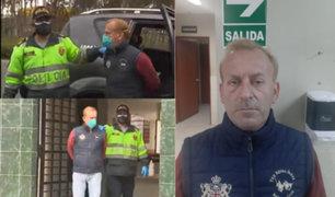 Detienen a español acusado de estafar a deportistas peruanos