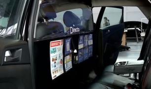 MTC establece protocolos que deberán cumplir los taxistas para operar