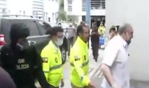 Ecuador: llegó empresario acusado de corrupción tras ser deportado de Perú