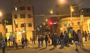 La Victoria: vecinos se organizan y evitan que ambulantes se instalen en las calles