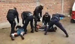 Mega operativo policial decomisa droga, celulares robados y medicina adulterada