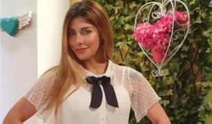 Xoana González habló a favor de los presos tras polémica por sus shows