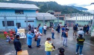 Cusco: INPE reveló que penal de Quillabamba está libre de COVID-19