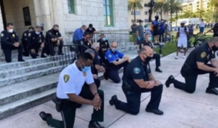 EEUU: policía de Miami prohíbe técnica de arresto por estrangulamiento