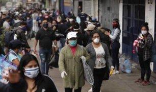 7 distritos concentran el 50% de casos de COVID-19 en Lima Metropolitana