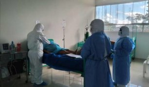 Madre de Dios: más de 30 profesionales de la salud de Brasil reforzarán lucha contra COVID-19