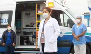 Proponen pensión vitalicia a deudos de médicos fallecidos por coronavirus