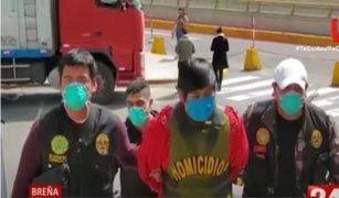 Breña: detienen a sujeto que comercializaba ilegalmente pruebas rápidas de COVID-19