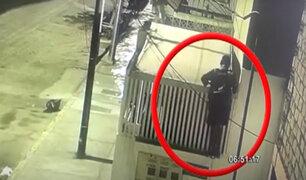 ¡Cuidado! aumenta robos en viviendas en Chorrillos