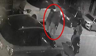 Delincuencia al acecho: motorizados asaltan a abogada en Surco