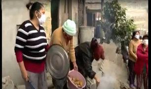 Solidaridad humana: mujeres que luchan contra el hambre piden apoyo a las autoridades