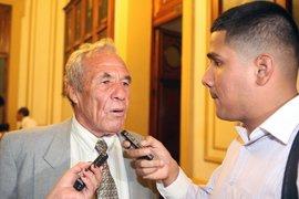 ¡Fuerza Loco! Enrique Casaretto se encuentra en cuidados intensivos por neumonía