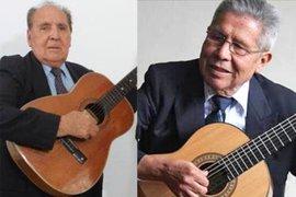Fallecieron dos grandes exponentes del Folclore Peruano